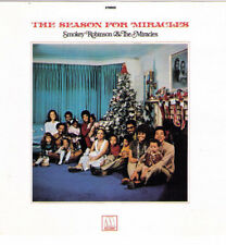 Temporada para Miracles SMOKEY ROBINSON & the CD MOTOWN Navidad Soul r&b