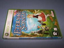 ETERNAL SONATA - XBOX 360 - UK PAL - NEW & FACTORY SEALED RPG - EXC COND