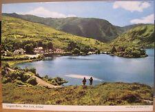 Irish Postcard GOUGANE BARRA St Fin Barre Lee West Cork Ireland John Hinde 2/219