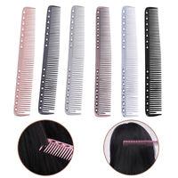 Pettini professionali in alluminio per parrucchieri e barbieri in metallo Td