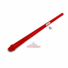 Steinjager J0046114 Red Powder Coat Tie Rod for 97-06 Jeep Wrangler TJ