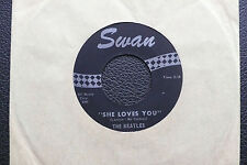 "7"" The Beatles-she loves you/I 'll get you-USA Swan"