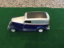 "Liberty Classics 1/25 '34 Ford Panel Van ""BANK"" - Limited Edition"