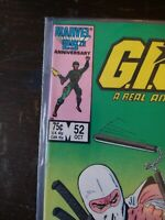 G.I Joe Real American Hero #52 Marvel