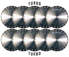 10 14 Turbo Concrete Brick Block Precast Stone Supreme Diamond Saw Bladebest