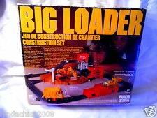 Vintage 1977 Tomy Big Loader Construction Set