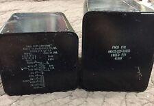 Vintage Freed Pmsi Transformer Pn 41887 42702 Lot Of 2 528 V 5060 26 V 1 A