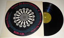 CURVED AIR AIRCONDITIONING LP 1970 WARNER BROS PSYCHEDELIC ROCK