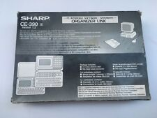 sharp ce-390 version 1.2   organizer NEW OLD STOCK