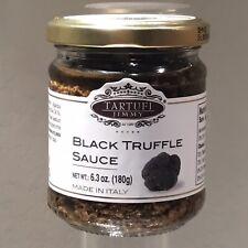 Tartufi Jimmy Black Truffle Sauce - 6.3oz  Product of Perugia, Italy