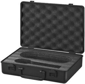MONACOR MC-1/SW Mikrofon-Transportkoffer Beschallungstechnik, Mikrofone