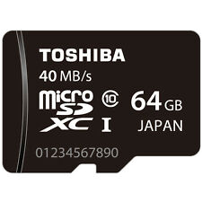 Toshiba 64GB Mobile Phone Memory Card