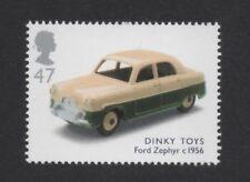 DINKY CAR/FORD ZEPHYR C 1954 /TOYS/GB 2003 UM MINT STAMP
