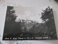 Carte Postale Vintage Monte Santa Maria Tiberina (Perugia) Shipped 1964