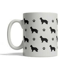 Pyrenean Shepherd Dog Silhouettes Coffee Mug, Tea Cup 11 oz ceramic silhouette