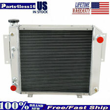 Oe#912495601 3 Row Forklift Radiator fit Hyster H25-35Xm S25-35Xm S40Xms 2021741
