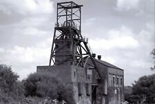 Postcard, Barnsley Main Colliery, Pit Head, Winding Gear 69L