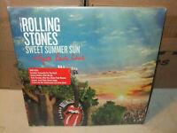 Rolling Stones Sweet Summer Sun Hyde Park Live 2013 Sealed New Vinyl 2 LP + DVD
