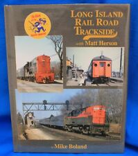 MORNING SUN BOOKS 1646 - LONG ISLAND RAIL ROAD Trackside # 116 - HC 128 Pages