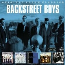 Backstreet Boys-Original Album Classics 5 CD NEUF