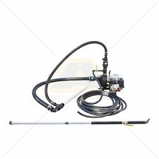 Portable Drum and Barrel Asphalt Sealcoat Spray System