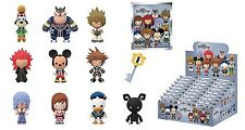 Kingdom Hearts 3-D Figural Key Chain 6-Pack