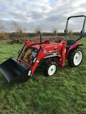 More details for yanmar compact mini loader tractor and new flail mower.