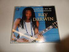 CD  Ray Darwin  – Don't Let Me Be Misunderstood