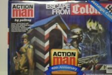 Action Man team 40th Escape From Colditz  Boxed gi joe geyperman sealed items