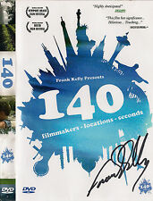 140 (DVD,2010) Frank Kelly's video project (homage to Twitter) Facebook, Blogger