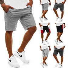 Shorts Kurzhose Kurze Sporthosen Jogging Fitness Bermuda Herren OZONEE 7M7