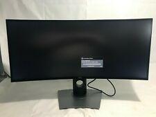 "Dell UltraSharp U3419W Curved  34"" LED 3440x1440 Monitor"