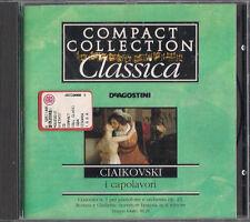 CD - DE AGOSTINI - COMPACT COLLECTION CLASSICA i capolavori - CIAIKOVSKI*