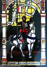 Vitral arte-la estática Ventana Decoración-Simón de Monfort