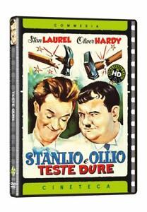 Dvd Teste Dure - (1938) .....NUOVO
