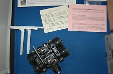 New Vintage Ross Power Model: 1200-X Opposed 4 Cylinder 120 RC Airplane Engine