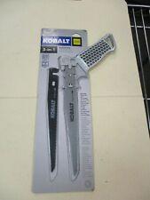 Kobalt Model# 60157 3-in-1 New Keyhole Saw