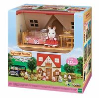 SYLVANIAN FAMILIES - RED ROOF COSY COTTAGE TOY