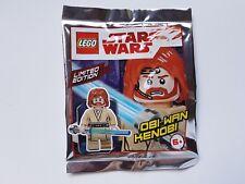 Lego Star Wars Sobre Edicion Limitada, Obi-Wan Kenobi, Disney
