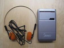 Rare Vintage Sanyo RP50 AM/FM Stereo Radio