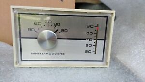 NOS White-Rodgers Universal Thermostat Heat/Cool 3 Wire IF36-335 - Non Programm