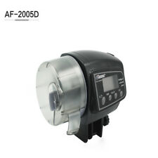 1 X Adjustable Digital LCD Automatic Timing Fish Feeding Device for Fish Tank Af2005