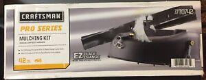 "Craftsman Pro 42""EZ Blade Mulch Kit ~70742, 960710044, 587225001 ~70784"