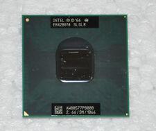 1PC Intel Core 2 P8800 (slglr) 2.66GHz/1066MHz/3MB de procesadores para equipos portátiles