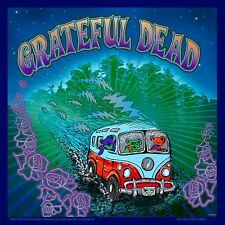 Grateful Dead Iron On Transfer For T-Shirt & Other Light Color Fabrics #6