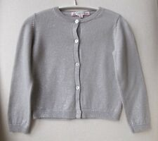 BONPOINT BABY TAUPE SPARKLE CARDIGAN 2 YEARS