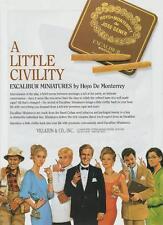 Excalibur Miniatures Cigar 1996 PRINT AD Hoyo de Monterrey Vintage Rare