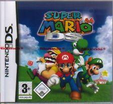 NINTENDO DS 3DS SUPER MARIO 64 Der Klassiker supermario Top