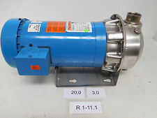 Goulds Pump Npe 2ST1H5B4, Itt Compatible 2,2 Kw, Rotary from Stainless Steel