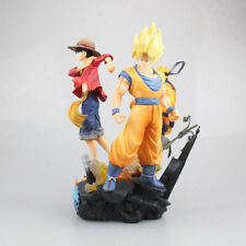 Anime Action Figure ONE PIECE Dragon Ball NARUTO Son Goku&Luffy Birthday Present